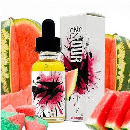 Líquido NKTR Sour - Watermelon