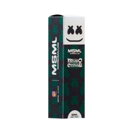 Líquido MSML Marshmallow - Mango Cooler