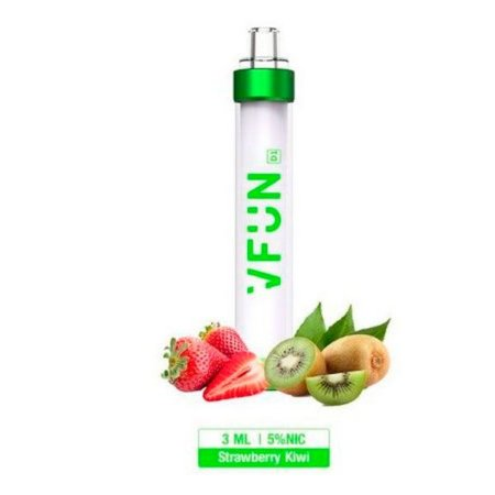 Pod Descartável VFUN LED - Strawberry Kiwi