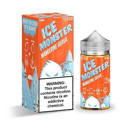 Líquido Ice Monster Nic Salt - Mangerine Guava