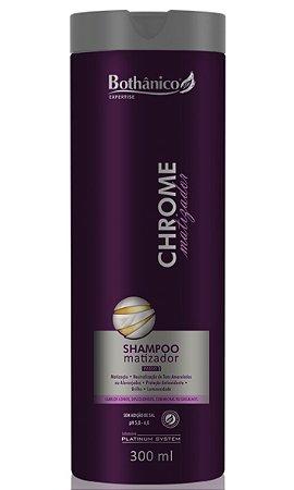 Shampoo Chrome Matizador 300 ml