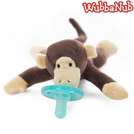 WubbaNub: A chupeta mais fofa que existe! - Macaco (Monkey)