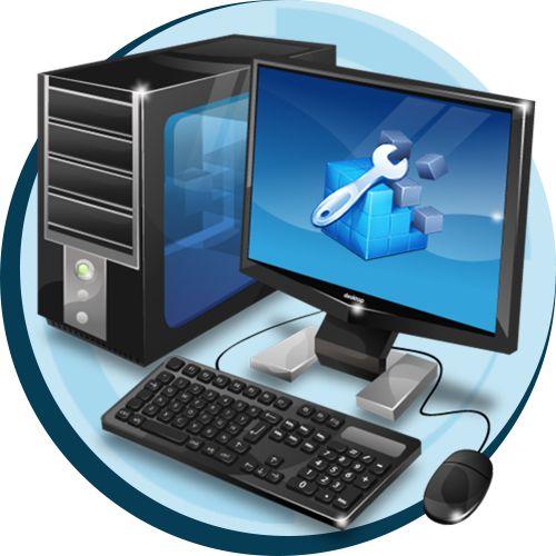 Manutenção de Computador em Domicilio na PG e Santos SP