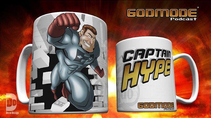 Caneca Capitain Hype