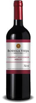 Bodega Vieja Cabernet Sauvignon /Merlot - Maipo