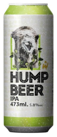 Hump Beer IPA - 473ml