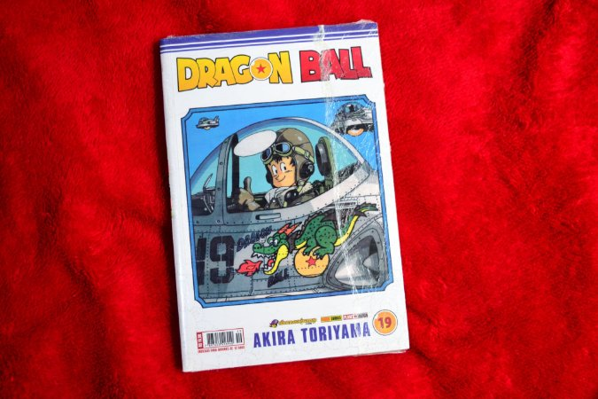 Dragon Ball - Vol. 19
