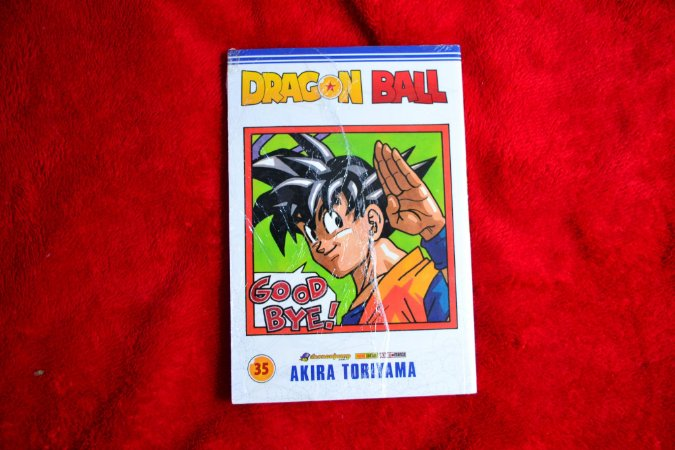 Dragon Ball - Vol. 35