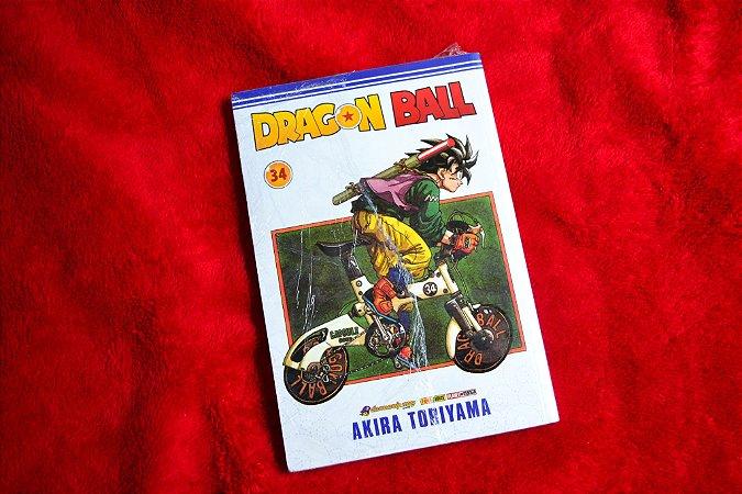 Dragon Ball - Vol. 34