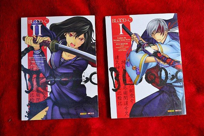 Blood C - Vol. 1 e 2