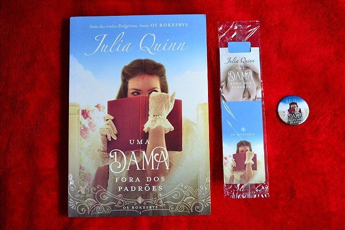Uma dama fora dos padrões - Julia Quinn