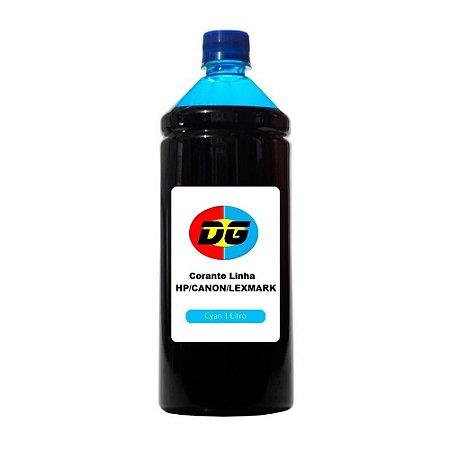 Tinta Universal Para Cartuchos Formulabs Corante Ijd 6762 Cyan 1 Kg