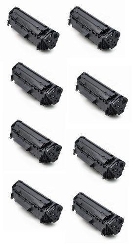 Toner Compatível HP Q2612a -12a 1010 1012  1015 1018  1020  1022 3015  3020 3030 3050  3052 3055 M1319 Novo
