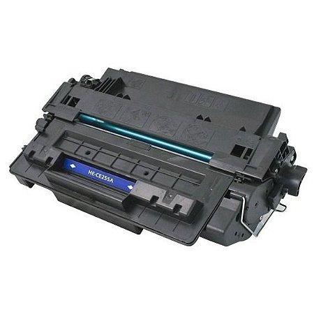 Toner Compativel Hp Ce255a 55a H600 P3015 P3016 M521 M525 6k