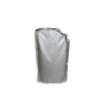 Pó Universal Compatível Para Toner HP Com Poliéster 1 kg Preto