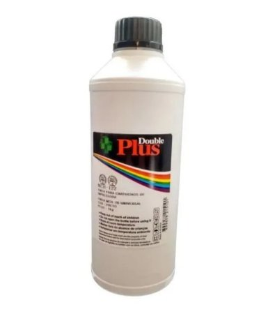 Tinta Bulk e Cartuchos Recarregáveis Pigmentada Black Double Plus 1 Litro