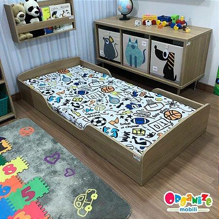 Mini cama mobili kids - Cor itapuã