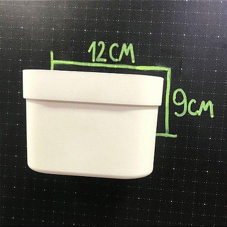 Organizador cesto de encaixe pequeno com barra