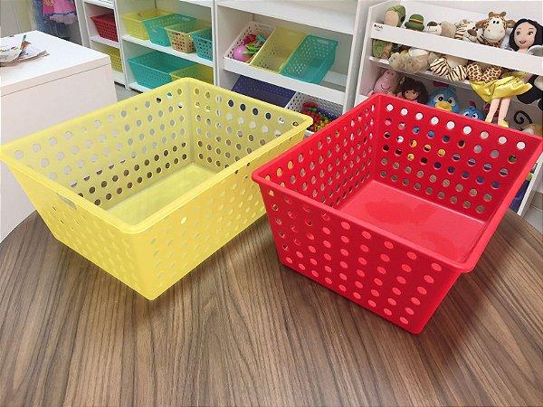 Duas (2) Caixas organizadoras grande