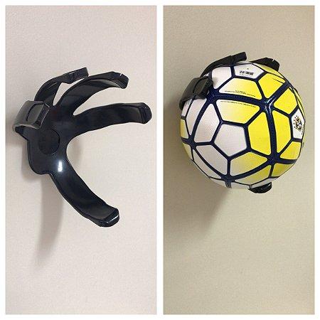 Organizador de bola de futebol/ vôlei de parede