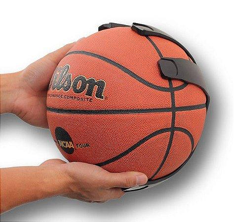 Organizador de bola de basquete para parede