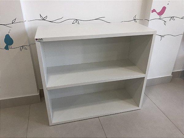Móvel organizador pequeno sem caixas