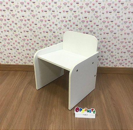 Cadeira fixa infantil - de 3 a 5 anos