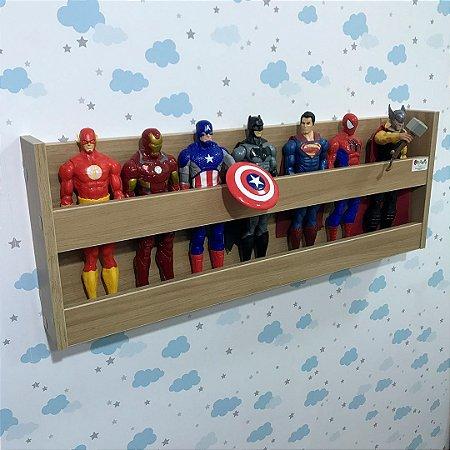 Organizador de bonecos e bonecas 80 cm cor itapuã