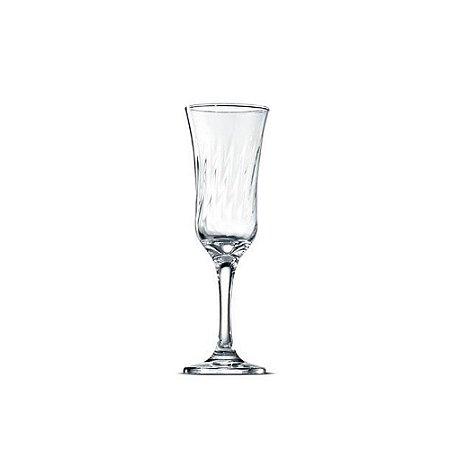 Taça Lírio de Vidro para Champanhe