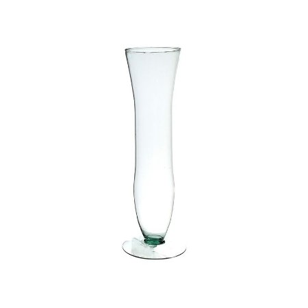 Vaso Athenas de Vidro Transparente