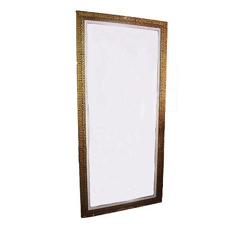 Espelho Moldura Dourada