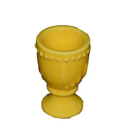 Porta Ovo amarelo Giallo