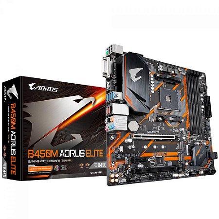 Gigabyte B450M Aorus Elite AMD AM4 mATX DDR4