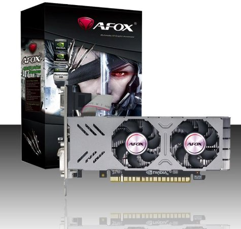 AFOX GeForce GTX 750 2GB 128-Bit GDDR5 PCI Express 3.0 (AF750-2048D5L4)