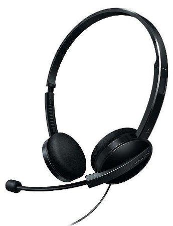 Headset Philips SHM3550/10 Preto
