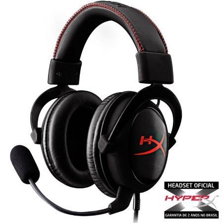 Headeset Kingston HyperX Cloud Core (KHX-HSCC-BK-LR)