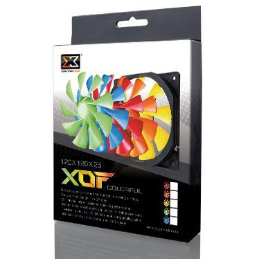 FAN Xigmatek XOF-F1253 120mm Azul Extreme Octagon Series (CFS-OXGKS-WU3)