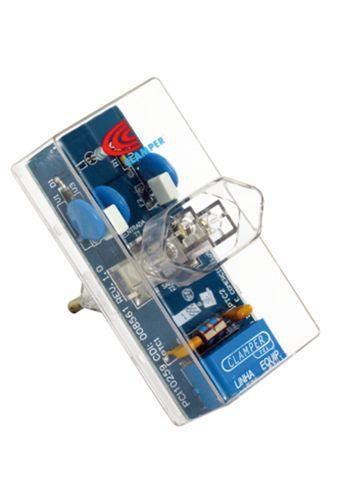 Protetor Clamper Telef/Energ DPS CLAMPER (T-PT-1Bt-2J1-L)