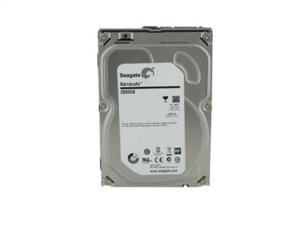 "Seagate Barracuda 2TB 7200 RPM 64MB Cache SATA 6.0Gb/s 3.5"" (ST2000DM001) (RECERTIFICADO)"