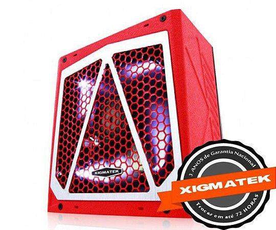 Fonte Xigmatek Stealth Vector S1050 80 PLUS Silver Certified Semi Modular PFC Ativo (CPA-1050SEV-U51)