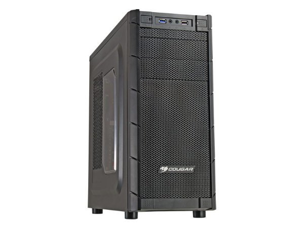 Gabinete Cougar Archon 5MM5 Mid Tower Preto