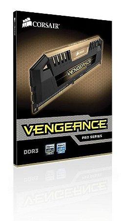Memória Corsair Vengeance Pro 16GB (2 x 8GB) DDR3 1600Mhz (CMY16GX3M2A1600C9A)