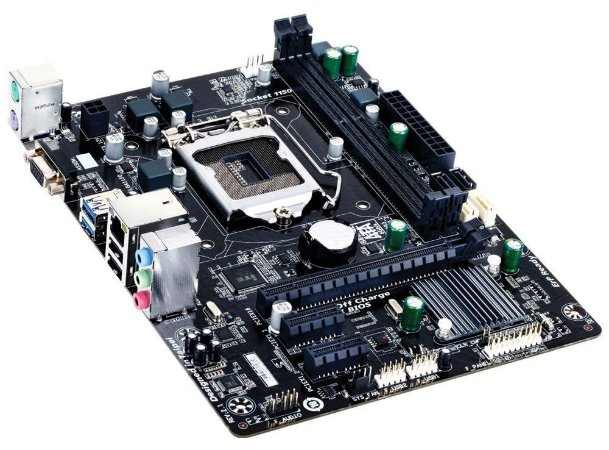 GIGABYTE GA-H81M-S1 (rev. 2.1) LGA 1150 Intel H81 SATA 6Gb/s USB 3.0 Micro ATX Intel