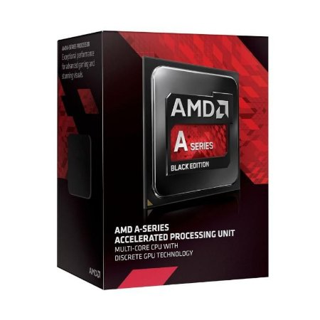 AMD Kaveri A10-7850K Quad-Core 3.7 GHz Socket FM2+ 95W AMD Radeon R7 (AD785KXBJABOX)