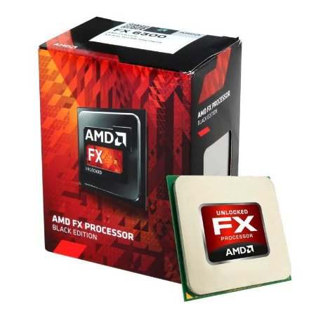 AMD FX-6300 Vishera 3.5GHz (4.1GHz Turbo) Socket AM3+ 95W Six-Core (FD6300WMHKBOX)