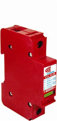 PROTETOR C. TELEF/ENERG DPS VCL 275V 12,5/60kA Slim
