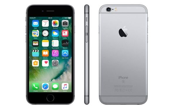 Apple iPhone 6S, iOS 9,Tela 4.7, 16GB,Câmera 12MP, 4G, GPS, Desbloqueado