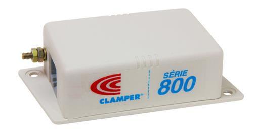 Protetor contra surtos DPS Clamper Série 800 823.J.130