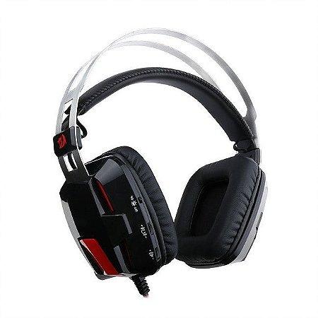 Headset Redragon Lagopasmutus H201