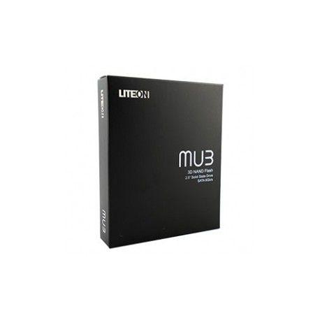 "HD SSD Lite-on MU 3 Series 120GB 2.5"" SATA3 Solid State Drive (3D NAND) (PH5-CE120)"